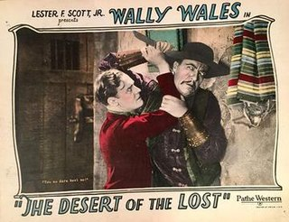 <i>The Desert of the Lost</i> 1927 film by Richard Thorpe