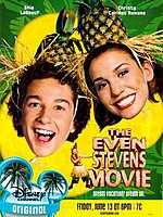 Picture of a movie: The Even Stevens Movie