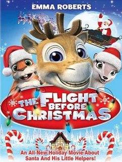<i>The Flight Before Christmas</i> (2008 film) 2008 film directed by Michael Hegner