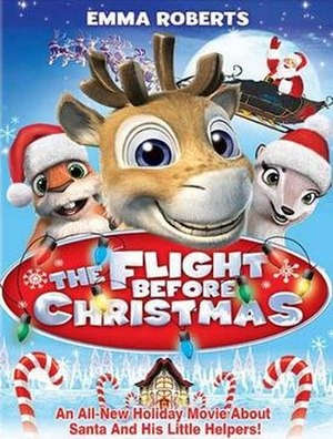 The Flight Before Christmas (2008 film) - Image: The Flight Before Christmas