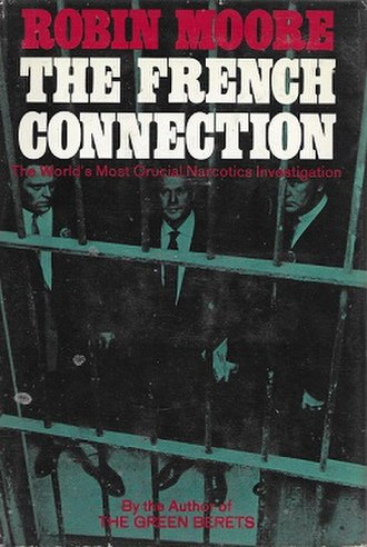 The French Connection (book) - Image: The French Connection (book)