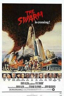<i>The Swarm</i> (1978 film) 1978 film by Irwin Allen
