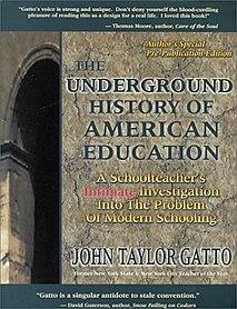 book by John Taylor Gatto