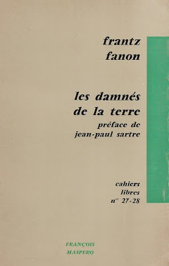 The Wretched of the Earth - Cover of the first edition