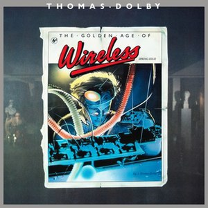 The Golden Age of Wireless - Image: Thomas Dolby The Golden Age Of Wireless