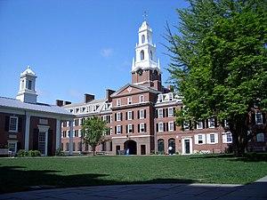 Timothy Dwight College - Timothy Dwight College courtyard