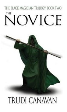 Trudi Canavan The Novice cover.jpg