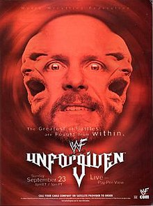 Image result for WWF Unforgiven 2001