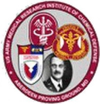 United States Army Medical Research Institute of Chemical Defense - USAMRICD Seal