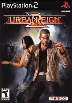 Urban Reign game cover