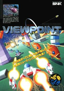 <i>Viewpoint</i> (video game) 1992 video game