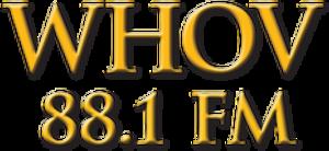 WHOV - Image: WHOV FM 2014