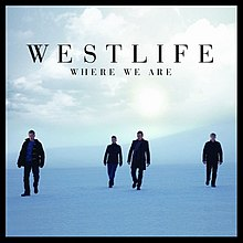 Westlife Where We Are Tour