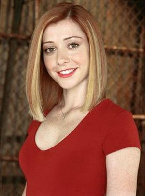 Willow Rosenberg - Alyson Hannigan as Willow Rosenberg in 2001