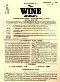 <i>The Wine Advocate</i>