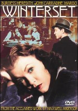 Winterset (film) - DVD cover