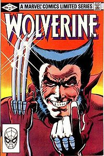 <i>Wolverine</i> (comic book) Comic book series