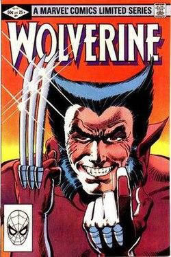 0cc8f8bf92f Wolverine (comic book) - Wikipedia