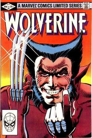 Wolverine (comic book) - Image: Wolverine (vol. 1) 1