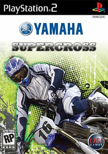 yamaha supercross para ps2