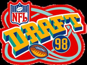1998 NFL Draft - Image: 1998nfldraft