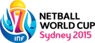 2015 Netball World Cup - Image: 2015 Netball World Cup logo