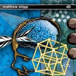4D (album) - Image: 4D Shipp cover