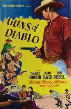 Guns of Diablo - Image: 600full guns of diablo poster