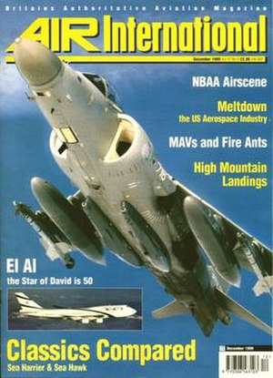Air International - AIR International magazine, December 1999 issue