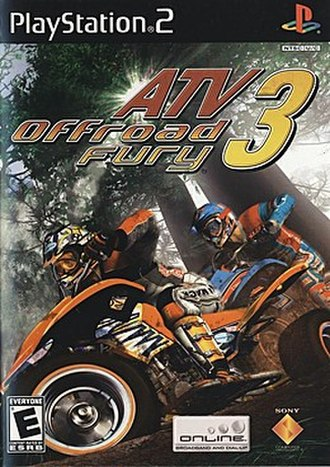 ATV Offroad Fury 3 - Image: ATV Offroad Fury 3