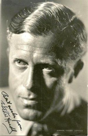 Walter Hudd - Image: Actor Walter Hudd