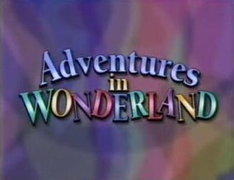 Adventures in Wonderland - Image: Adventures in Wonderland (title card)