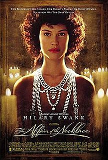 <i>The Affair of the Necklace</i> 2001 film by Charles Shyer