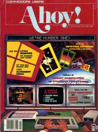 Ahoy! - Ahoy! № 26 (February 1986)