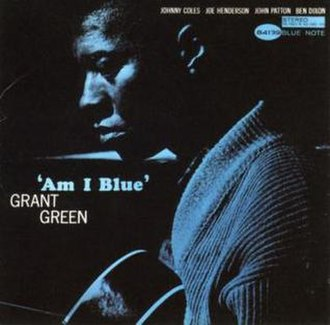 Am I Blue (album) - Image: Am I Blue (album)