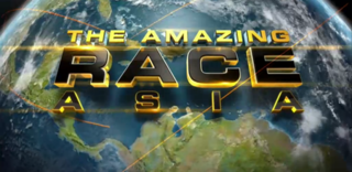 <i>The Amazing Race Asia 5</i> season of television series