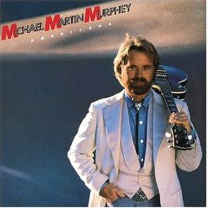 Americana (Michael Martin Murphey album) - Image: Americana Album