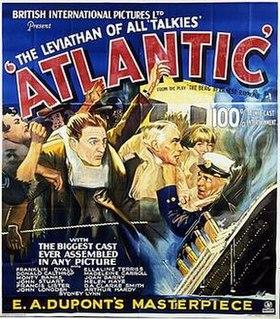<i>Atlantic</i> (film) 1929 film