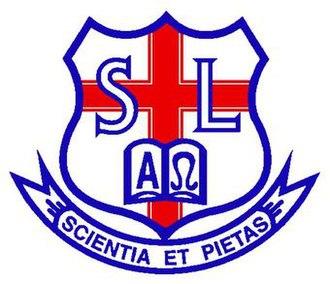 St. Louis School, Hong Kong - Image: Badge of St. Louis School