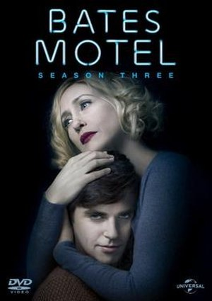 Bates Motel (season 3) - Promotional poster and home media cover art