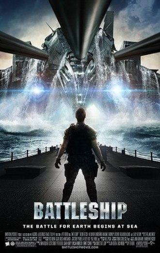 Battleship (film) - Pre-release promotional poster