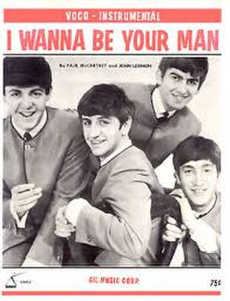 I Wanna Be Your Man - Image: Beatleswannabeyourma n