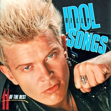 Billy Idol - Idol Songs 11 Of The Best CD album cover.jpg