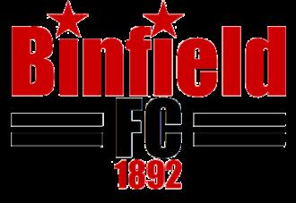 Binfield F.C. - Image: Binfield F.C. logo