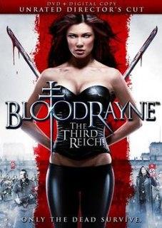 <i>BloodRayne: The Third Reich</i> 2011 film by Uwe Boll