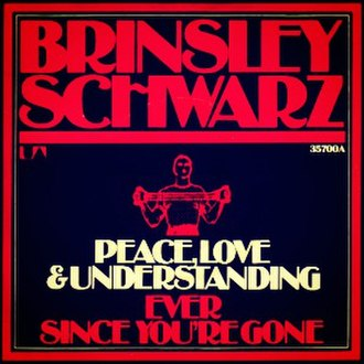 (What's So Funny 'Bout) Peace, Love, and Understanding - Image: Brinsley Peace