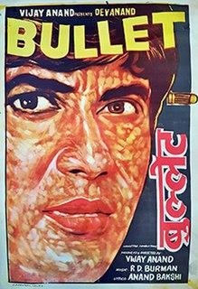 <i>Bullet</i> (1976 film) 1976 Indian film