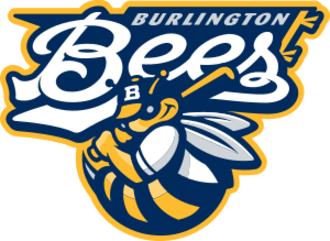 Burlington Bees - Image: Burlingtonbees 2006