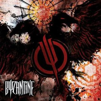 Byzantine (album) - Image: Byzantine Self Titled album art