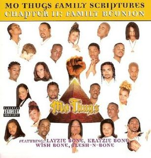 <i>Chapter II: Family Reunion</i> 1998 studio album by Mo Thugs Family